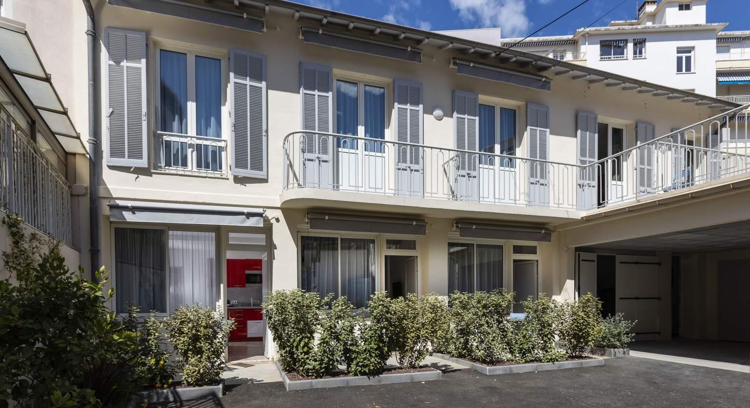Appart Hotel Juan les Pins · Location appartement vacances Juan les Pins